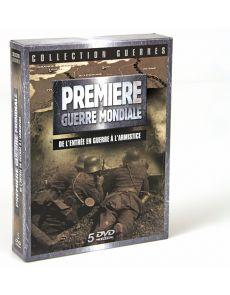 Coffret 5 DVD - Première guerre mondiale - De l'entrée en guerre à l'Armistice