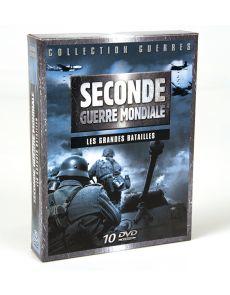 Coffret 10 DVD - Seconde Guerre mondiale - Les grandes batailles