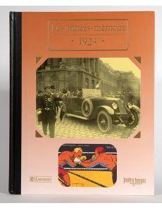 1924 - Les années mémoire