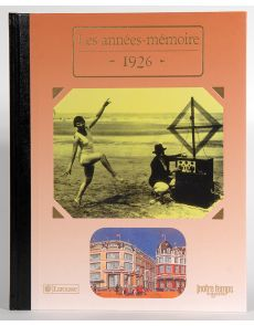 1926 - Les années mémoire