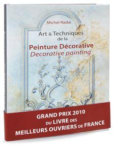 Art et techniques de la peinture décorative