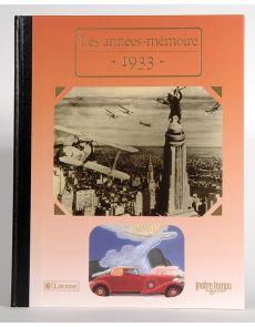 1933 - Les années mémoire