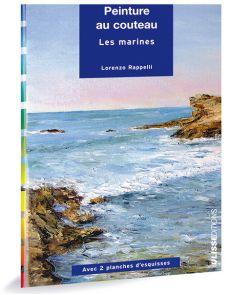 Peinture au couteau - Les marines, par Lorenzo Rappelli