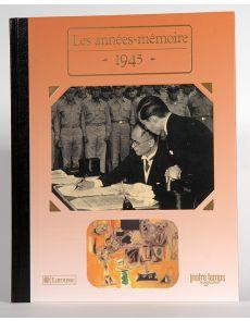1945 - Les années mémoire