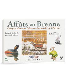 Affûts en Brenne - Croquis dans la Réserve Naturelle de Chérine