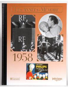 1958 - Les années mémoire