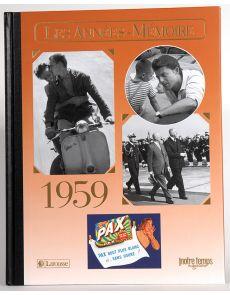 1959 - Les années mémoire