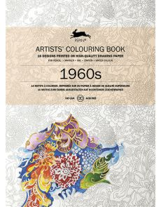Artists' colouring book - 1960s (sixties)