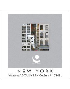 New York - Livre accordéon