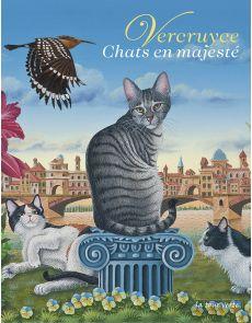 Chats en majesté par Bernard Vercruyce