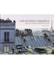 Thierry Duval - Vues de Paris à l'aquarelle