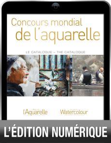 Catalogue du Mondial de l'Aquarelle - Edition numérique
