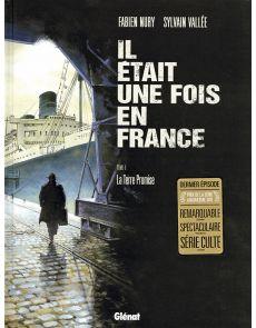 BD Il était une fois en France - Tome 6 La Terre Promise