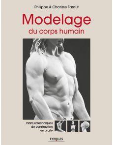 Modelage du corps humain - Réalisations en argile