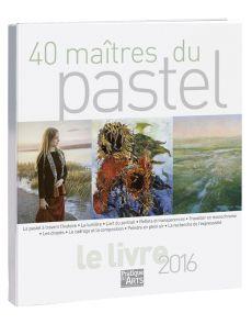 Livre 40 maîtres du PASTEL par Pratique des Arts