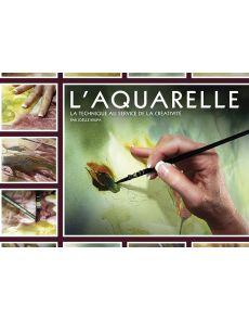 Aquarelle, par Joelle Krupa - La technique au service de la créativité