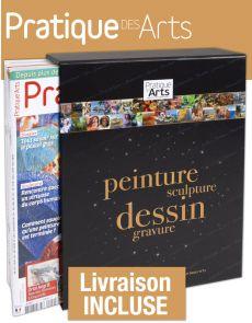 L'écrin collector Pratique des Arts - Reliure pour 12 magazines