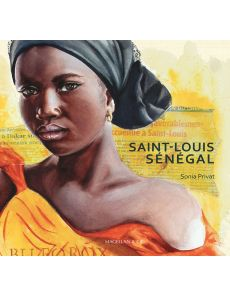 Sonia PRIVAT - Saint-Louis, Sénégal