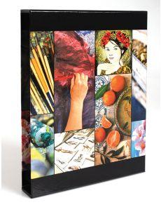 Coffret reliure pour 4 magazines Secrets d'Atelier