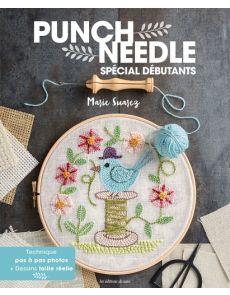 Punch needle - Spécial débutants
