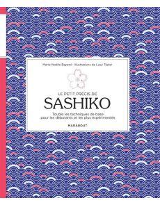 Le petit précis de sashiko - Marie-Noëlle Bayard