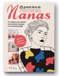 Le grand livre L'Atelier des Nanas