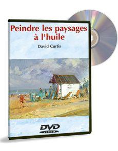 Peindre les paysages à l'huile – DVD