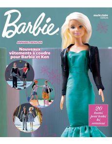 Barbie : nouveaux vêtements à coudre pour Barbie et Ken - Annabel Benilan