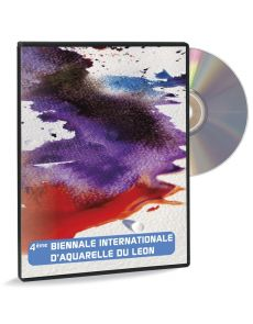 DVD - 4e Biennale Internationale d'Aquarelle du Léon
