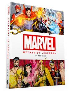Marvel - Mythes et Légendes - James Hill