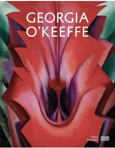 GEORGIA O'KEEFFE - Catalogue de l'exposition  Centre Pompidou