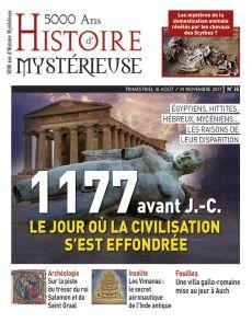 5000 ans d'Histoire Mystérieuse numéro 35 - Le jour où la civilisation s'est effondrée