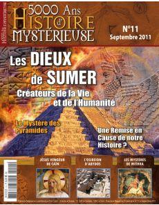 5000 ANS d'Histoire Mystérieuse n°11