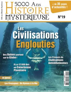 5000 ANS d'histoire mystérieuse n°19
