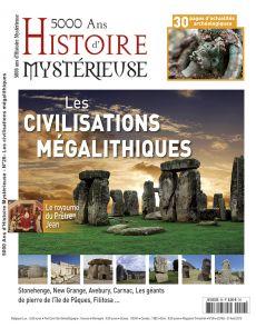 5000 ans d'histoire mystérieuse n°26
