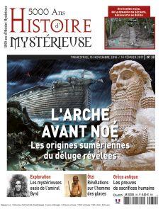 5000 ans d'histoire mystérieuse n°32