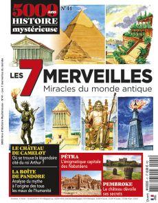 Les 7 Merveilles - Miracles du monde antique - 5000 ans Histoire Mystérieuse 41