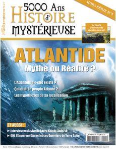 Hors-série 5000 ANS d'Histoire Mystérieuse n°5