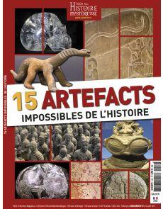 5000 ans d'histoire mystérieuse Hors-série n°10 - 15 artefacts