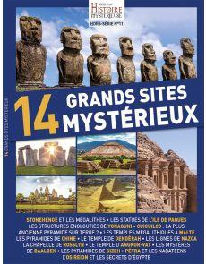 5000 ans d'histoire mystérieuse Hors-série n°11 -  14 grands sites mystérieux