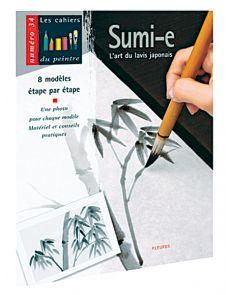 Sumi-E L'art du lavis japonais - Collection « les Cahiers du peintre »