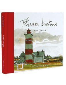 Phares bretons - Aquarelle