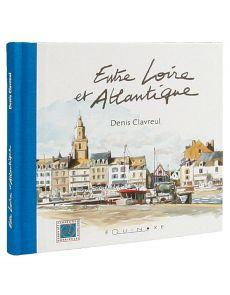Entre Loire et Atlantique - Aquarelle