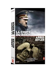 COFFRET 2 DVD : la chute du Reich / Après Hitler