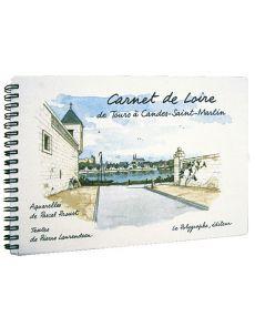 Carnets de Loire, de Tours à Candes-Saint-Martin