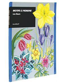 Motifs à peindre les fleurs