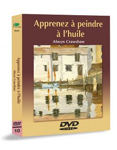 Apprenez à peindre à l'huile – DVD