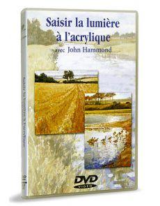 Saisir la lumière à l'acrylique – DVD