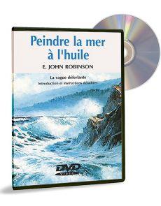 Peindre la mer à l'huile – DVD