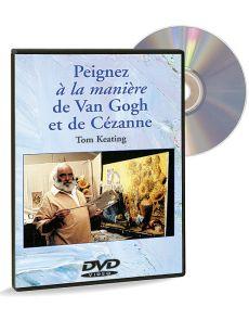 Peignez à la manière de Van Gogh et de Cézanne – DVD